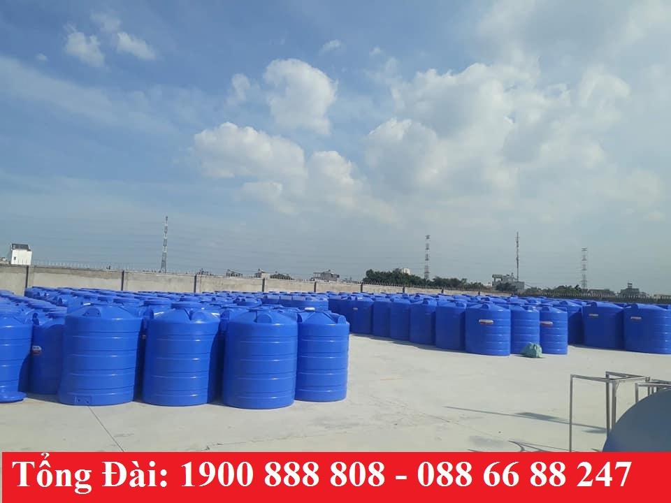 Bồn nước nhựa Sơn Hà